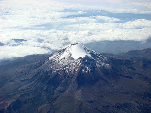 Vulcanul Pico de Orizaba, Mexic