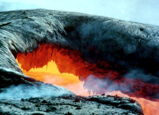 vulcanul Mauna Loa, Hawaii