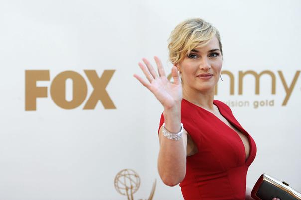 Kate Winslet la Emmy 2011