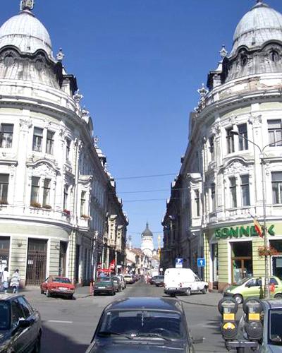 Cluj-Napoca, str. Iuliu Maniu