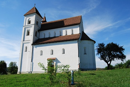Biserica Romanica Herina