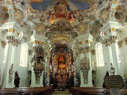 Biserica din Wies