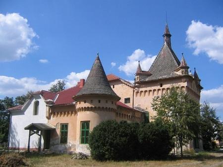 Castelul Purgly de la Sofronea