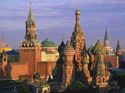 Kremlin-Catedrala Sfantul Basil