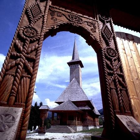 Bisericile de lemn din Maramures