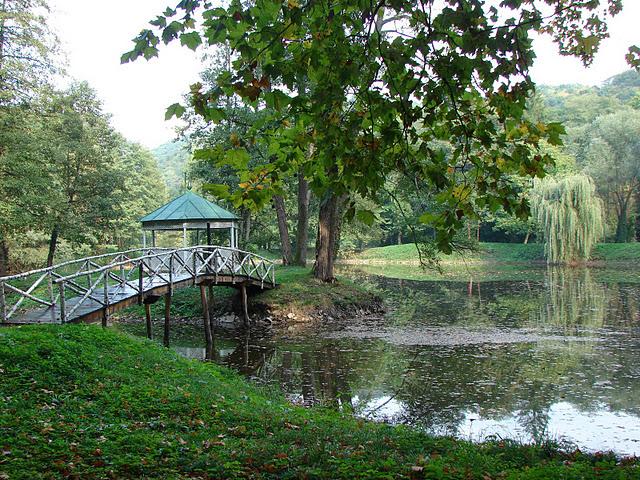 Parcul casteluluil Savarsin