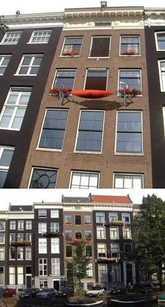 Balconul hamac