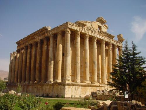 Templul lui Bachus