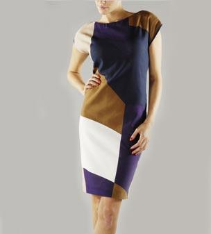 rochie-cu-imprimeuri-geometrice