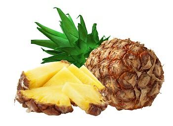 Fruct de ananas copt