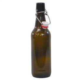 Sticla cu capac ermetic pentru bere
