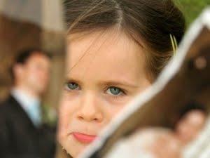 copil afectat de divort