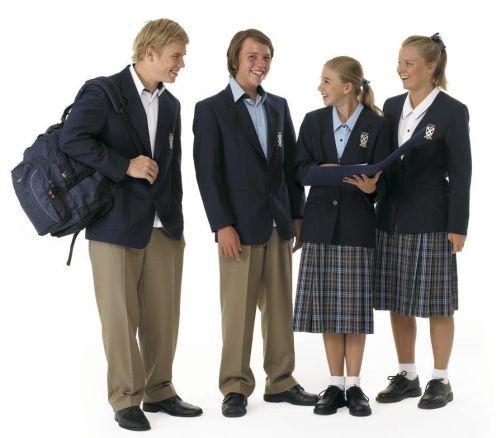 uniforme scolare in SUA
