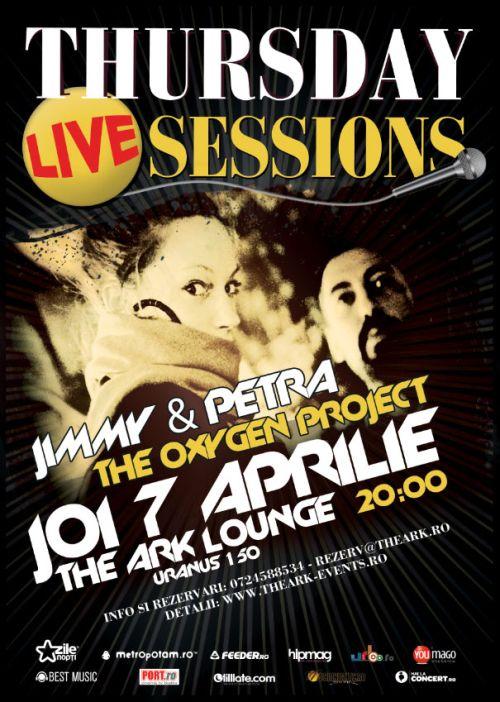 Thursday Live Sessions