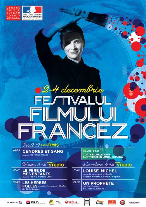 Festivalul Filmului Francez 2010