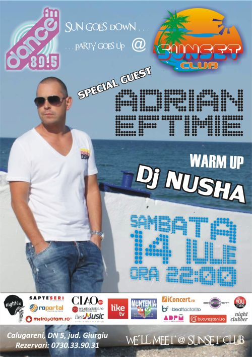 Grand Opening Party @ Sunset Club