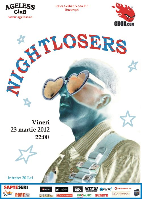 Nightlosers concerteaza in Ageless Club