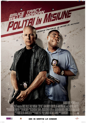 Cop Out - Politai in misiune