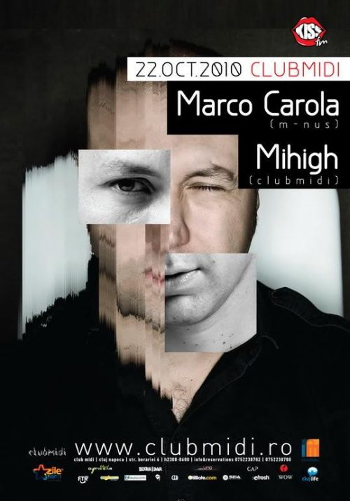 Marco Carola la Club Midi