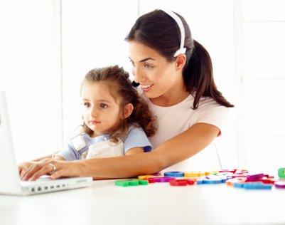 Munca la domiciliu pentru mame
