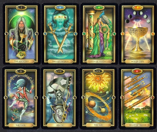 citirea cartilor de tarot