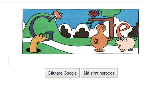 Google pentru Roger Hargreaves