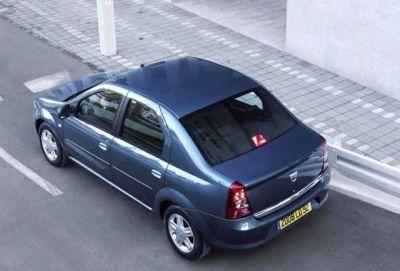 Noul Dacia Logan