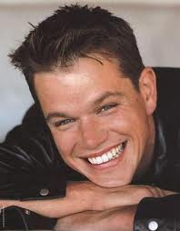 Matt Damon in tinerete