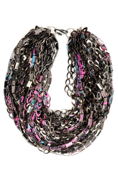 bijuterii 2011: lant cu mai multe siraguri