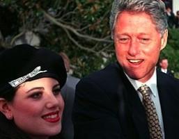 Bill Clinton si Monica Lewinsky