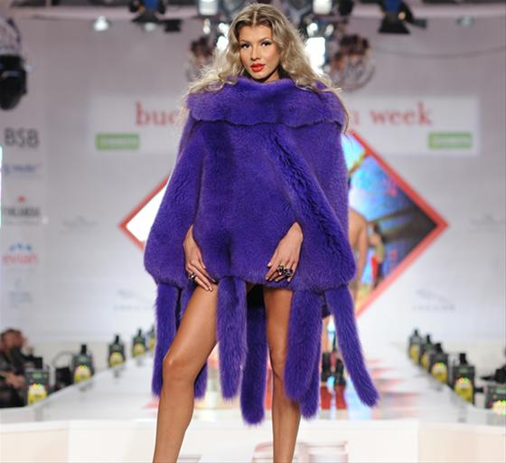 Catalin Botezatu la Bucharest Fashion Week