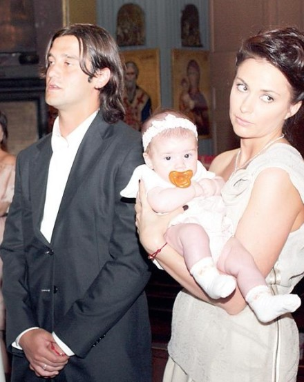 Adelina Elisei, Cristi Chivu si Natalia