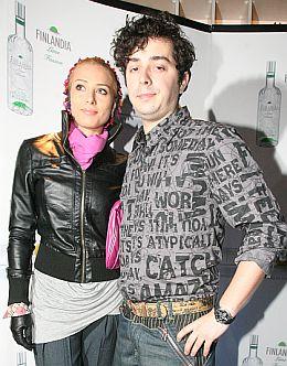 Iulia Vantur si Marius Moga