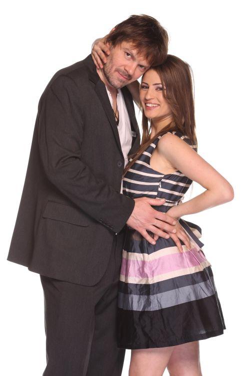 Florin Piersic Jr. si Alina Atodiresei