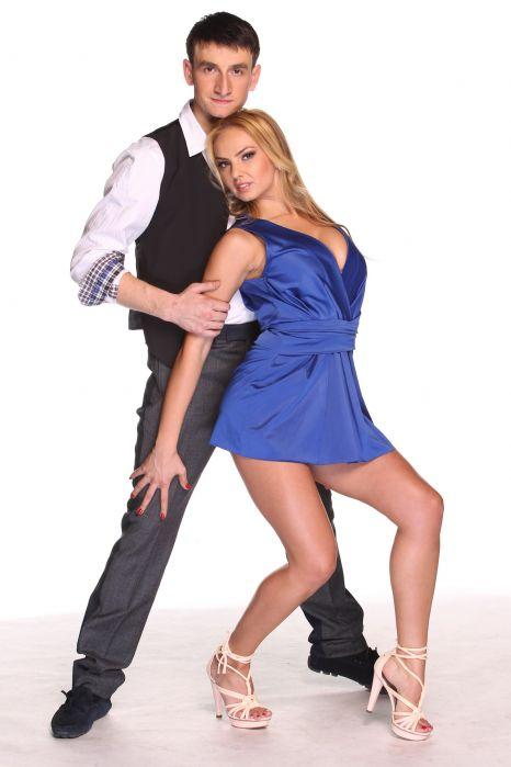 Roxana Ionescu si Stefan Rebeja