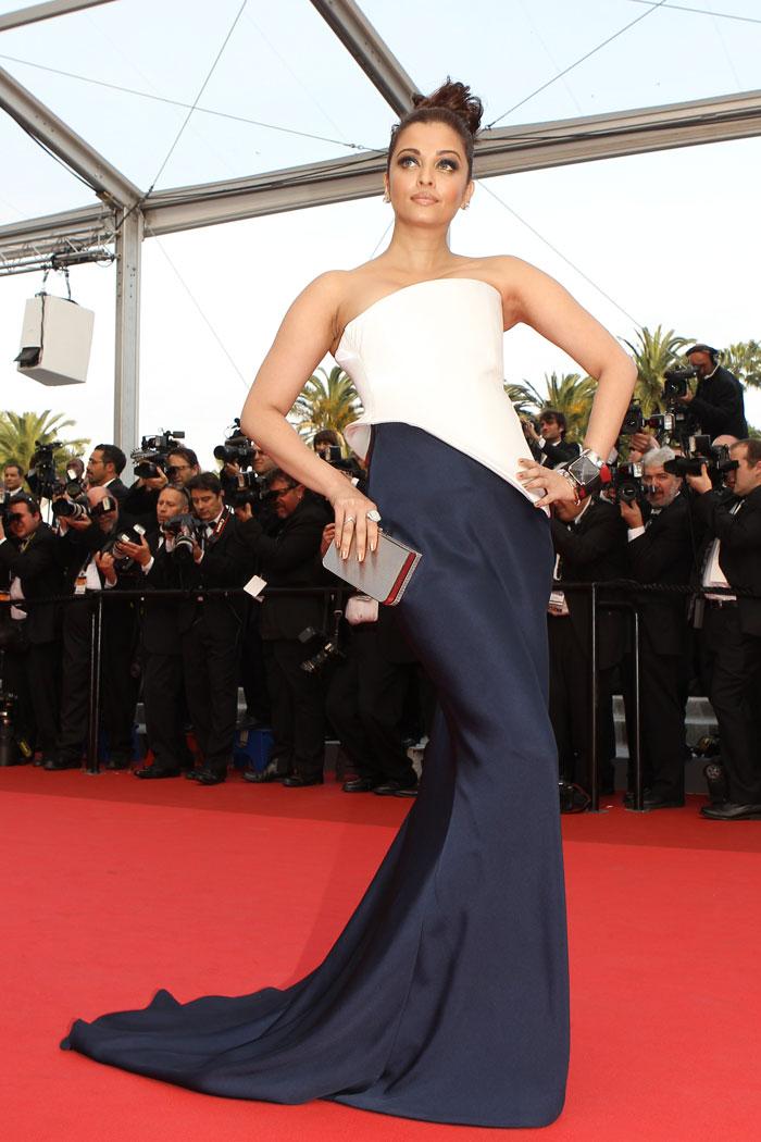 Aishwarya Rai Bachchan la Cannes 2011