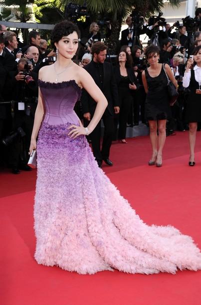 Fan Bing Bing la Cannes 2011