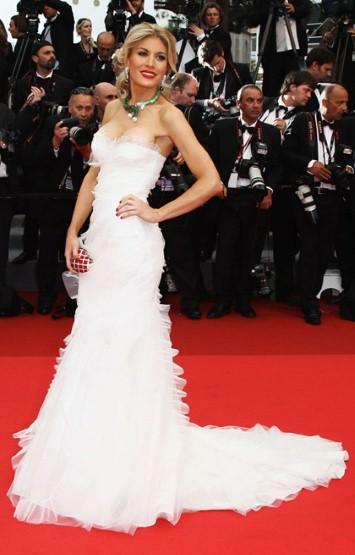 Hofit Golan la Cannes 2011