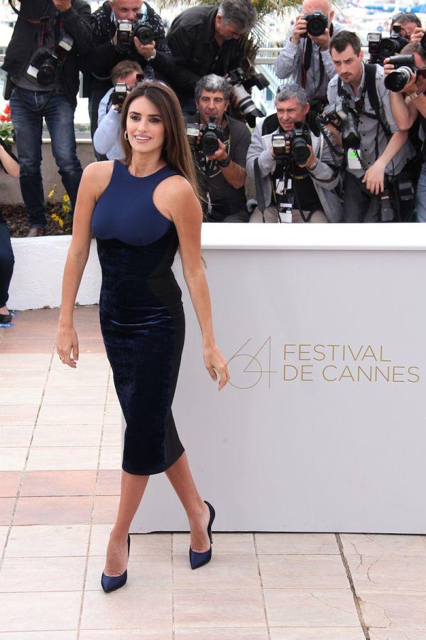 Penelope Cruz la Cannes 2011