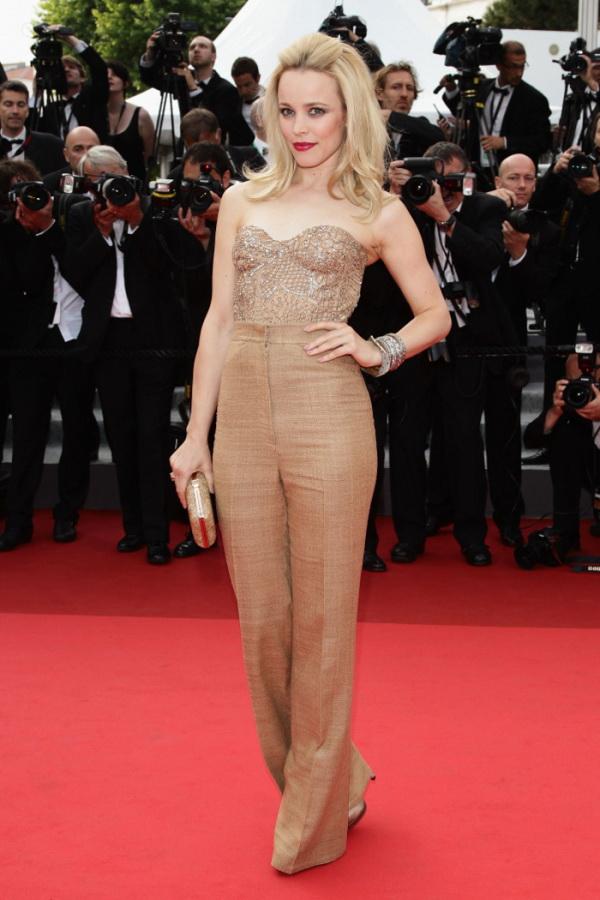 Rachel McAdams la Cannes 2011