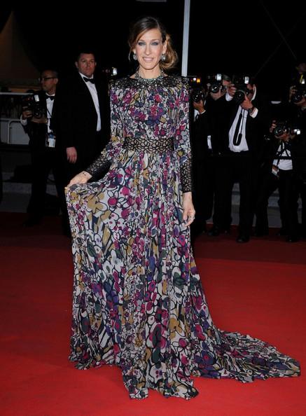 Sarah Jessica Parker la Cannes 2011