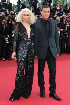 Gwen Stefani si Gavin Rossdale la Cannes 2011