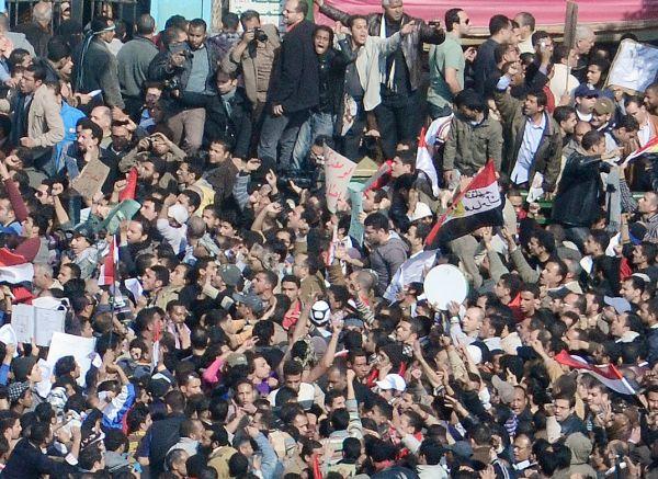 Protestele egiptene din 2011