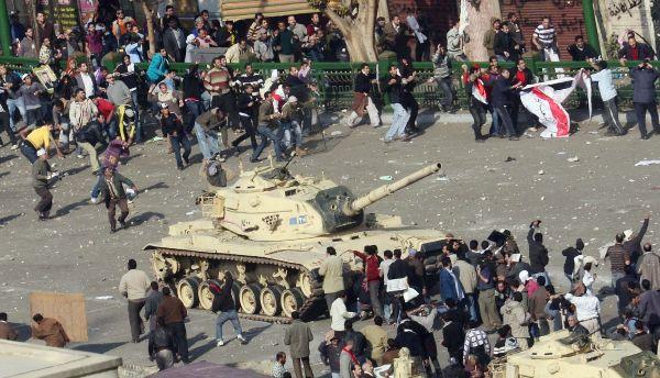 Protestele din Egipt 2011