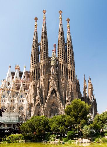 10 lucruri pe care poate nu le stiati despre La Sagrada Familia