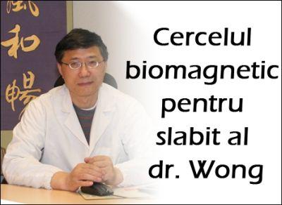cercelul magnetic de slabit al dr. Li Wong