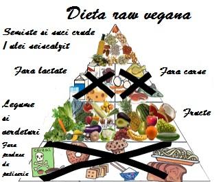 Dieta raw vegana