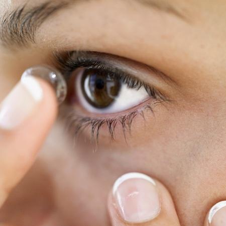 lentile-contact