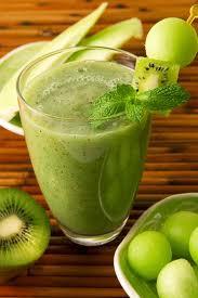Shake de fructe raw