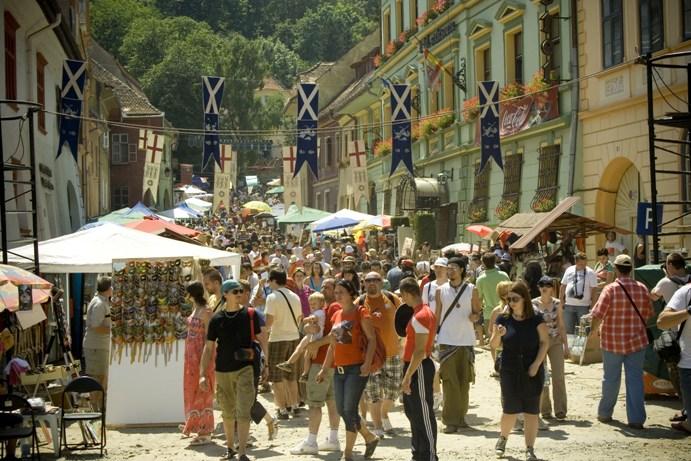 Sighisoara - Festivalul Medieval